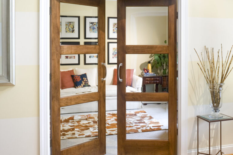 Jeld-Wen Interior Doors - French Maple 3-Lite