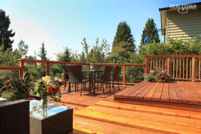 Western Red Cedar Lumber - Real Cedar 5